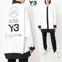 Y-3(ワイスリー) ブルゾン 直営アウトレット【Y-3】W REVERSIBLE BOMBER/ CY8397 WHITE