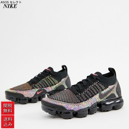 new styles c034f abbc2 ★ASOS×Nike Running Vapormax Flyknit Trainers