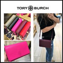 【TORY BURCH】 THEA FLAT WALLET クロスボディ
