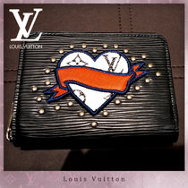 19SS 国内買付 Louis Vuitton ジッピー・コインパース エピ /2色