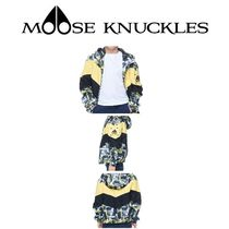 MOOSE KNUCKLES(ムースナックルズ) キッズアウター 【Moose Knuckles】MCGILL BOMBER