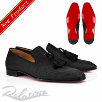 ☆19SS☆【Louboutin】Officialito Flat タッセル ローファー