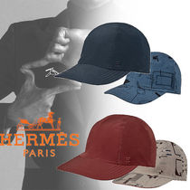 HERMES(エルメス) Casquette Roger キャップ リバーシブル 全2色