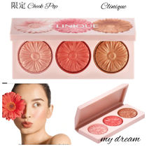 限定★CLINIQUE★フルサイズ Cheek Pop On-The-Glow Trio