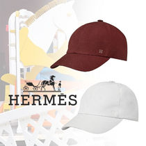 HERMES (エルメス) Casquette Riley キャップ  全2色