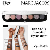 限定MARC JACOBS★Eye-Conic Steeletto Multi-Finish Eyeshadow