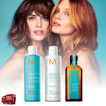 Moroccan oil☆REPAIR SHAMPOO + CONDITIONER + OIL 3点SET