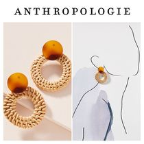 【ANTHROPOLOGIE】新作★Shashi Barbados Hooped Post Earrings