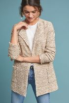 セール! Harlyn Tweed Longline Jacket