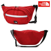 THE NORTH FACE◆KS COMPACT WAISTBAG◆レッド