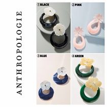 【ANTHROPOLOGIE】新作★Floral Drop Earrings
