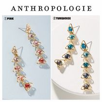 【ANTHROPOLOGIE】Tel Aviv Swarovski Crystal Drop Earrings