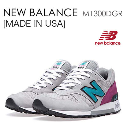 6cad403be0b40 New Balance スニーカー New Balance 1300 グレー ニューバランス MADE IN USA M1300DGR ...