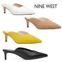 Sale★【Nine West】サンダル★Famille Mules
