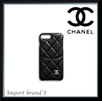 【CHANEL】*シャネル*Classic case for iPhone 7+ & 8+