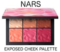 NARS★最新&限定チークExposed Cheek Palette