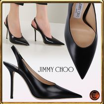 ☆Jimmy Choo☆ brushed+calfアイビーslingbacks 関税送料込!!