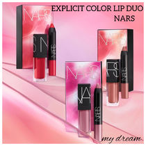 限定♪NARS★EXPLICIT COLOR LIP DUO (全3色)