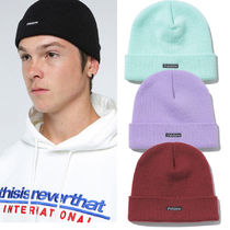 ★thisisneverthat★hsp short beanie  4色