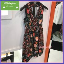 【kate spade】復刻★満開の花々♪ blossom fit and flare dress