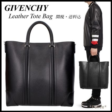 *GIVENCHY*レザー トートバッグ 関税/送料込