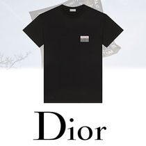dior cotton Tshirt