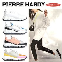 【雑誌掲載】★Pierre Hardy★STREET LIFE SNEAKERS★4Color♪♪