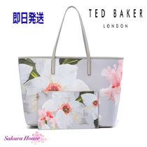 【TED BAKER】Cecie*キャンパストートバッグ