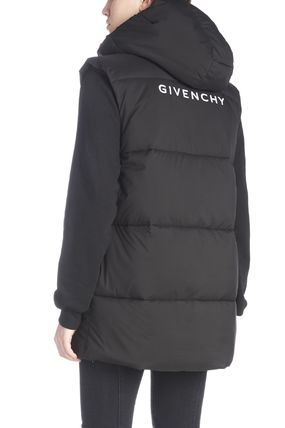 GIVENCHY◎ロゴ ダウンベスト BW004C10VY001