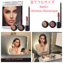 フルサイズ★限定★MAC★MAC x Christen Dominique Set
