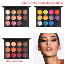 MAC★Art Library Eyeshadow Palette(全3色)