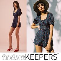 2019SS【FINDERS KEEPERS】いちご柄が可愛いオールインワン♪