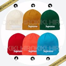 18AW /Supreme New Era Box Logo Beanie ボックス ロゴ 6色