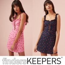 2019SS【FINDERS KEEPERS】いちご柄が可愛いミニ丈ワンピース♪