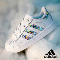★Adidas Kids★ Superstar Elastic 子供用 シューズ (12-16㎝)