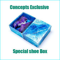 限定 Nike x Concepts SB Dunk Low Purple Lobster Special Box