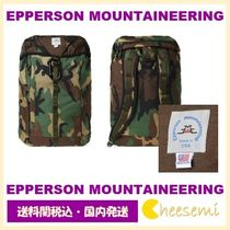 EPPERSON MOUNTAINEERING(エパーソンマウンテニアリング) バックパック・リュック 【EPPERSON MOUNTAINEERING】LARGE CLIMB PACK リュック☆カモ