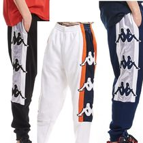 KAPPA☆ 222BANDA ジョガーパンツ SWEAT JOGGER PANTS KJFP194MD