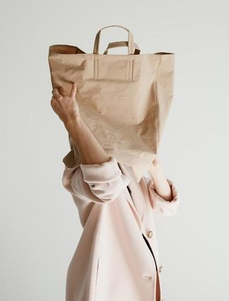 Acne トートバッグ [Acne] Baker grocery totebag 買い物バッグ風トートバッグ 5色(2)