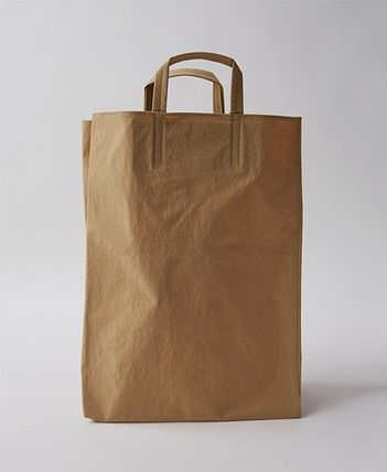 Acne トートバッグ [Acne] Baker grocery totebag 買い物バッグ風トートバッグ 5色(4)