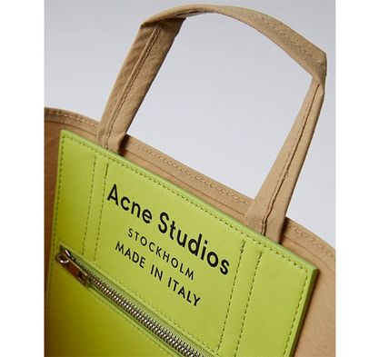 Acne トートバッグ [Acne] Baker grocery totebag 買い物バッグ風トートバッグ 5色(6)