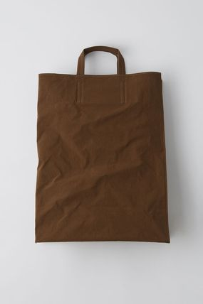 Acne トートバッグ [Acne] Baker grocery totebag 買い物バッグ風トートバッグ 5色(8)