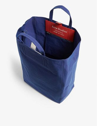 Acne トートバッグ [Acne] Baker grocery totebag 買い物バッグ風トートバッグ 5色(5)