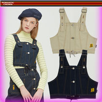 【ROMANTIC CROWN】全3色◆19SS GNAC Overall Top/追跡付