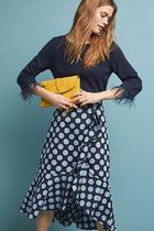 【Anthropologie】新作!トレンドPolka Dot Midi Skirtスカート