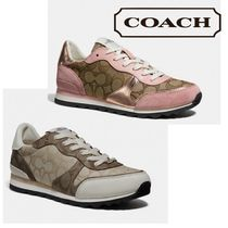 Sale★【Coach】スニーカー★C142 Sneakers
