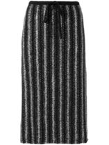 SALE!!【Dries Van Noten】Scotti long skirt