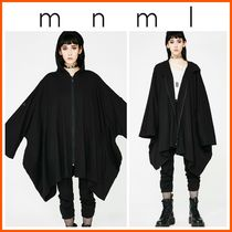 MNML(ミニマル) パーカー・フーディ LA発!! 新作!! 【MNML】 WICKED PREMONITIONS ZIP UP HOODIE