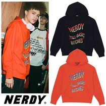 NERDY★Y all Basic Pullover Hoodie