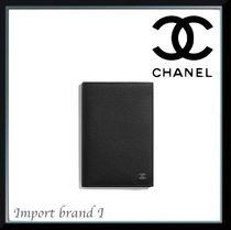 【CHANEL】*シャネル*正規店購入品☆Wallet with flap*black